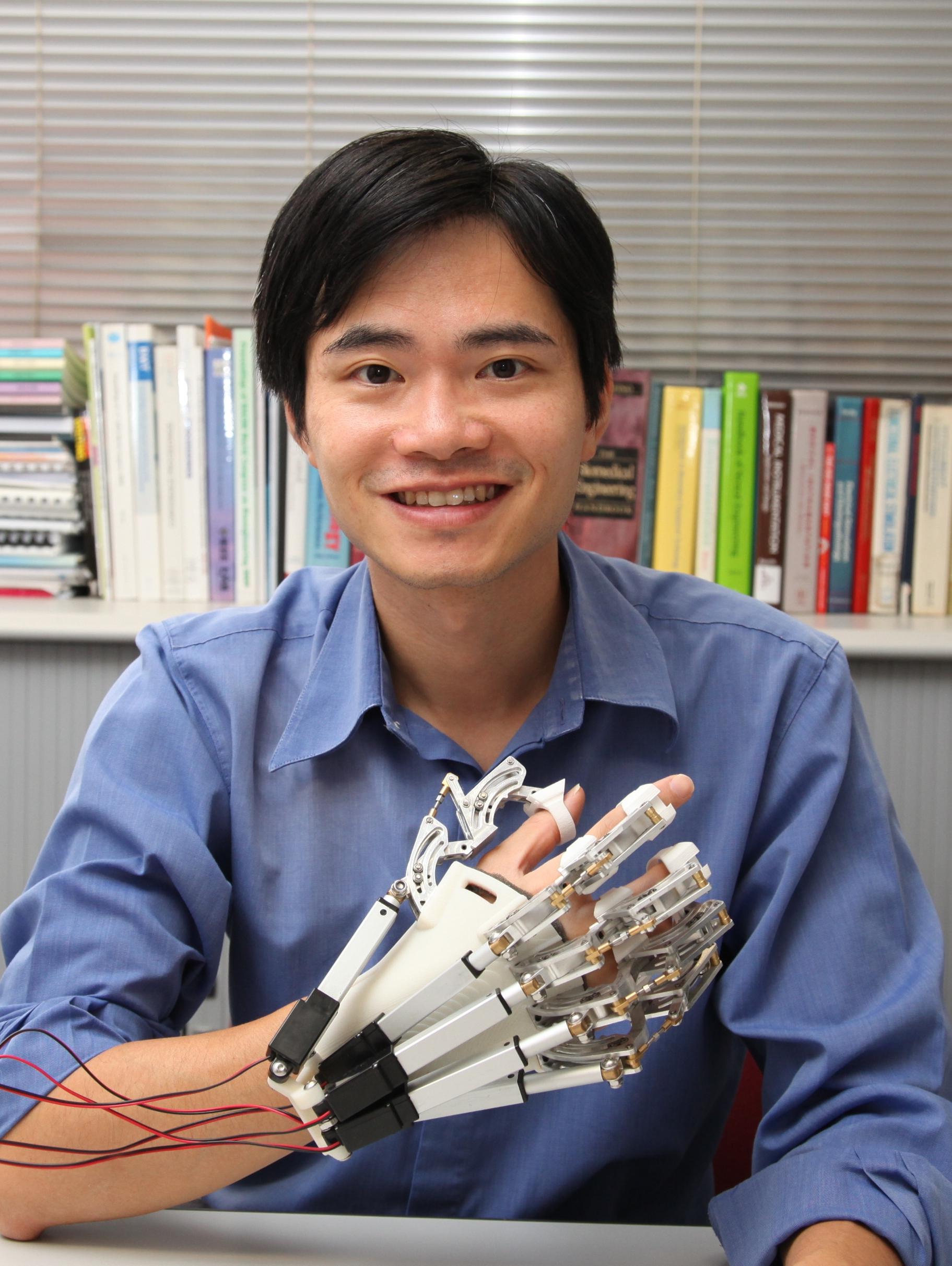 Professor Raymond K Y Tong
